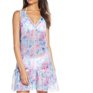 Lilly Pulitzer NWT Saline Coverup